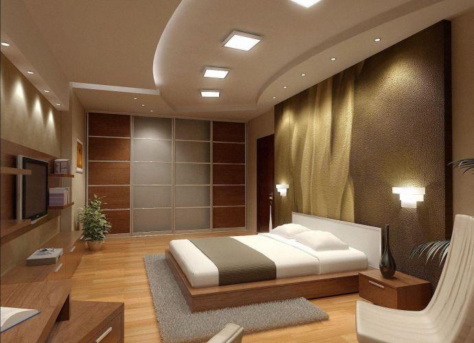 Пример дизайна спальни