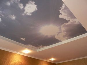 Потолок Descor