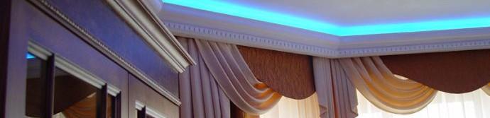Подсветка люминесцентным шнуром