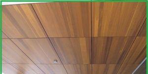 Щитовой потолок