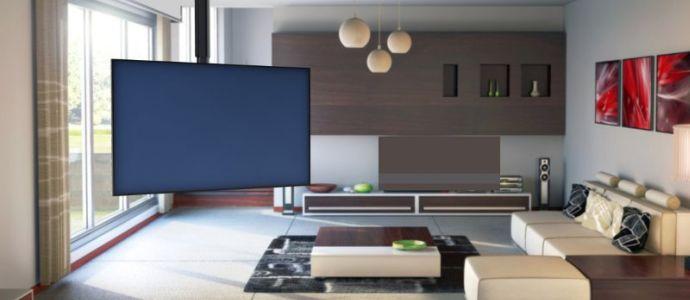 Потолочное крепление для телевизора