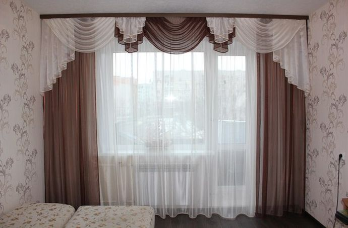 Потолочные гардины для штор