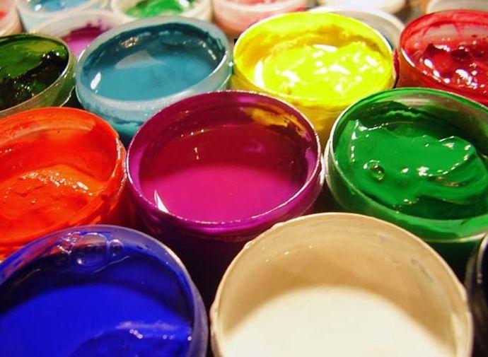 Цветовая гамма водоэмульсионных составов
