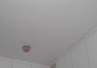 Потолок из ПВХ панелей