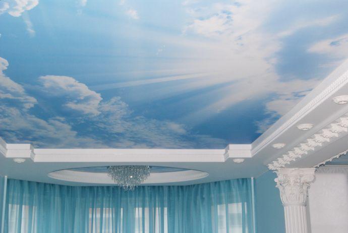Скрытая система для штор