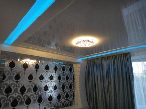 Конструкция с подсветкой