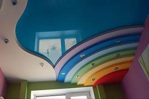 Вариант многоуровневого потолка