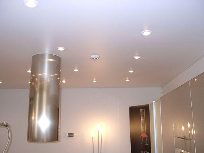 Потолок сатиновый натяжной